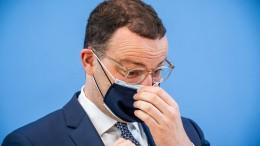 Spahn plant Maskenpflicht bis 2022