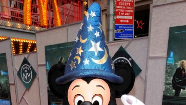 Mit Mickey Mouse in China die Schulbank drücken