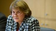 Oberste Arbeitsrichterin: Ingrid Schmidt