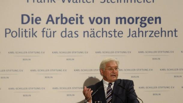 Zweifel an Steinmeiers Plan D