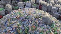 Der Kampf gegen Plastik hat gerade erst begonnen