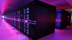 China baut den Supercomputer