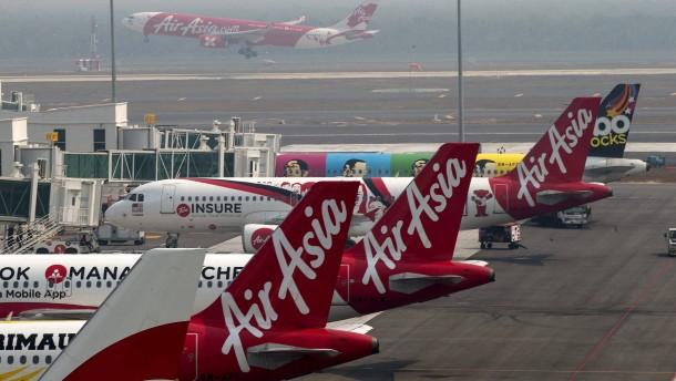 Air Asia fliegt bald auch nach Frankfurt