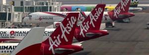 Air Asia war bis 2012 nach Frankfurt und London geflogen.