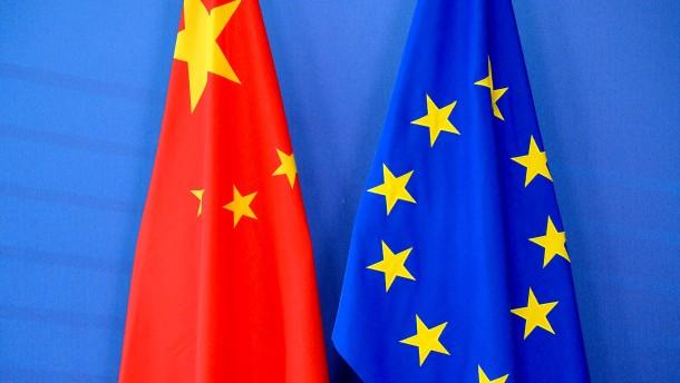 Durchbruch bei Investitionspakt zwischen EU und China