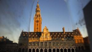 Vor 50 Jahren: Die Universität Leuven wird flämisch