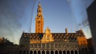 Uni-Bibliothek in Leuven