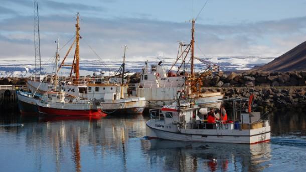 Quotenstreit in Ísafjörður