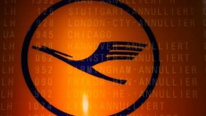 Lufthansa streicht mehr als 3800 Flüge