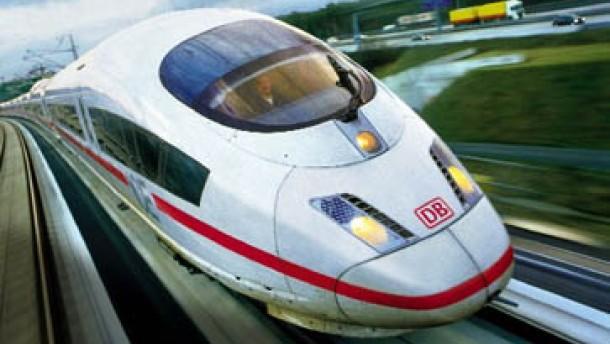 Die schnelle Zukunft der Bahn