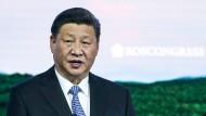 Der chinesische Parteichef Xi Jinping ist Trumps Widerpart im Handelsstreit.