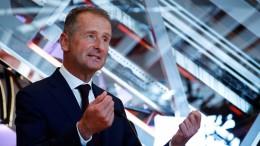 VW-Chef Diess bläst zur Tesla-Jagd