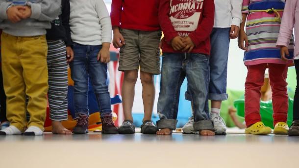 Die Kinderarmut in Deutschland sinkt