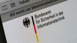 Der umstrittene oberste IT-Schützer Deutschlands