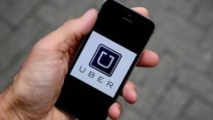 Uber macht weniger Verlust