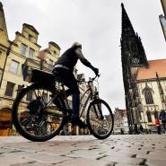 Münster will mehr für den Radverkehr tun, um weiter als Fahrradhauptstadt zu gelten.