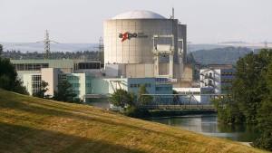 Reaktor nahe deutscher Grenze abgeschaltet