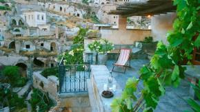 Es kann so schön sein: Ferienwohnung in Kappadokien