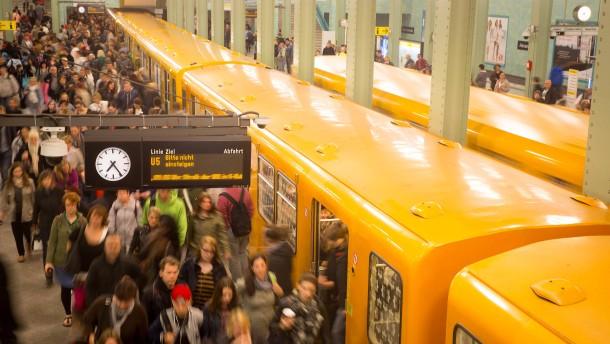 So weit ist der LTE-Ausbau in den U-Bahnen