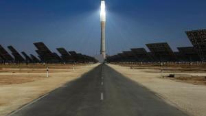 Strom für Europa aus der Wüste Marokkos