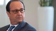 Hollande fordert sofortige Griechenland-Einigung