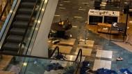 Verwüstet: Auch dieses Nordstrom-Geschäft in Bellevue im Bundesstaat Washington wurde geplündert.