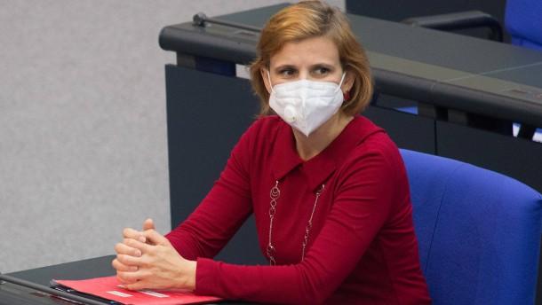 Katja Kipping will eine Vier-Tage-Woche
