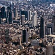 Bankenstadt Frankfurt: Die Geldhäuser stecken mitten in der digitalen Transformation.