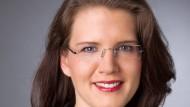 Katharina von Knop forscht über das digitale Vertrauen der Mitarbeiter in die IT-Systeme von Unternehmen.