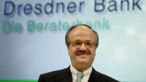 Dresdner-Bank-Chef Fahrholz geht