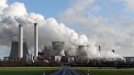 """Noch mehr Kraftwerke? """"Punktuell"""" ist das die mittelfristige Strategie von RWE."""
