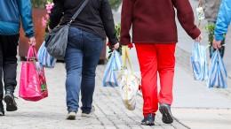 Deutsche nutzen immer weniger Plastiktüten