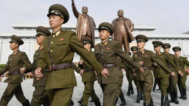 Handel zwischen China und Nordkorea schrumpft deutlich