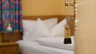 Berater oder Außendienstler schlafen öfter in Hotels als in den eigenen vier Wänden