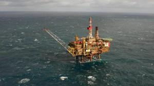 Großbritannien unterstützt Ölindustrie in Schottland