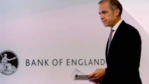 Britischer Notenbankchef warnt vor Immobiliencrash