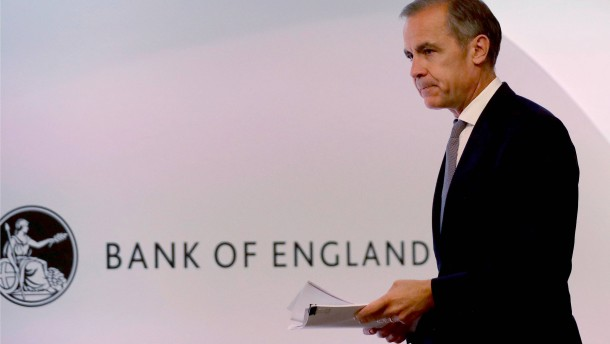 Harter Brexit: Britischer Notenbankchef warnt vor Immobiliencrash