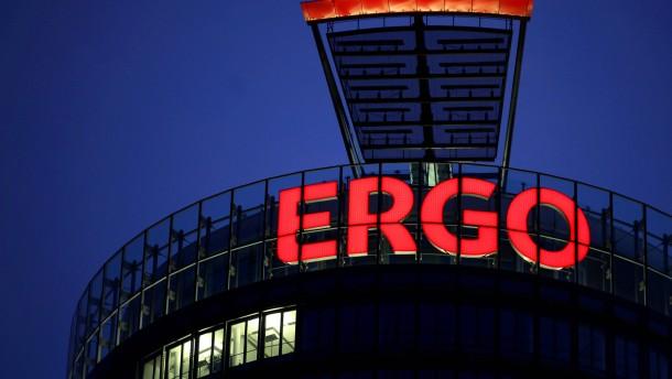 Versicherer Ergo baut bis zu 1350 Stellen ab