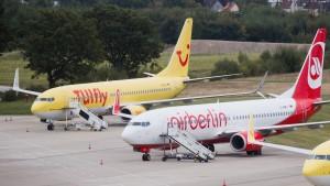 Dobrindt schaltet sich in TUI-fly-Konflikt ein