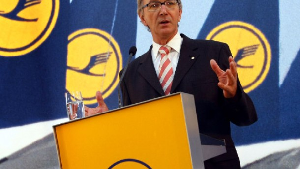 Lufthansa-Chef will mit Piloten verhandeln