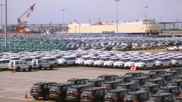 Chinas Automarkt legt zu