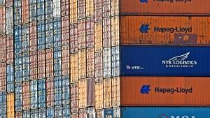 Hapag-Lloyd fusioniert mit arabischem Konkurrenten
