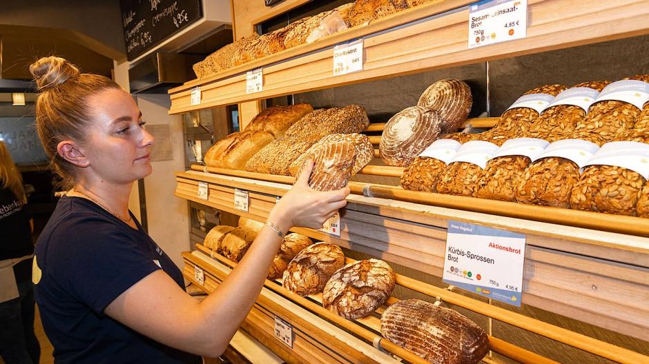 Die Marburger Vollkornbäckerei Siebenkorn