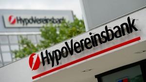 Die HVB streicht 1300 Stellen in Deutschland