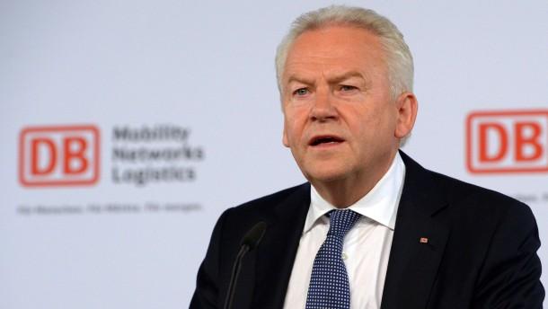 Deutsche Bahn Halbjahres-Pressekonferenz