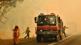 Australien bekommt den Klimawandel zu spüren