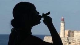 Zigarrenhersteller macht Asche