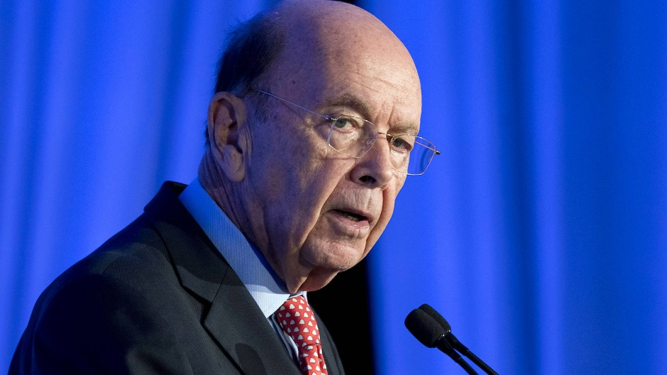 Wilbur Ross ist als Handelsminister einer der wichtigsten Berater des Präsidenten in diesen Fragen.
