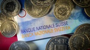 """""""Beipackzettel"""" auch für Schweizer Finanzprodukte"""