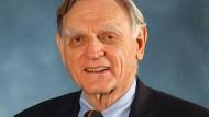 Der Physiker John Goodenough hat die Lithium-Ionen-Batterie mit auf den Weg gebracht.